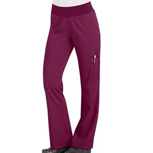 Healing Hands Purple Label Yoga Scrub top and pant
